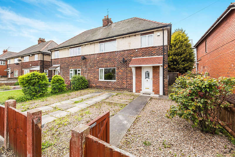 4 Bedrooms Semi Detached House for sale in Worcester Avenue, Wheatley, Doncaster, DN2