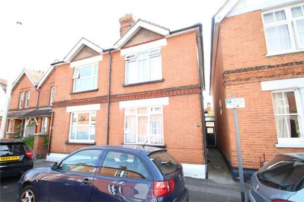 3 Bedrooms Semi Detached House for sale in Springfield Road, GUILDFORD, Surrey
