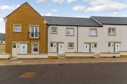 3 Bedrooms Terraced House for sale in Malin Grove, Inverkip