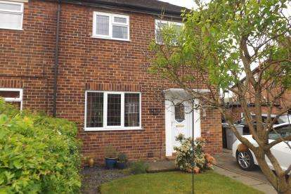 2 Bedrooms Semi Detached House for sale in Latham Road, Sandbach, Cheshire