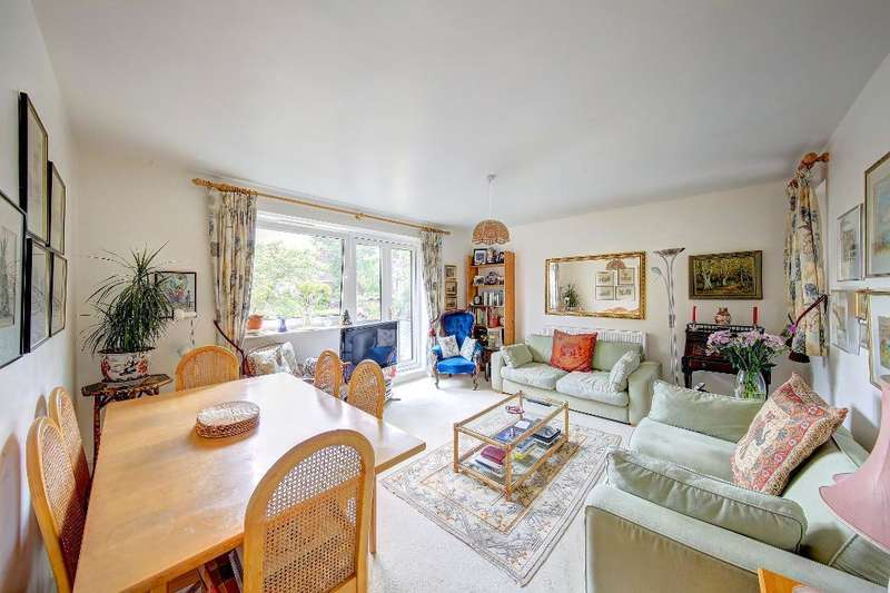 2 Bedrooms Flat for sale in Cameron Court, Southfields, London, SW19 6QY