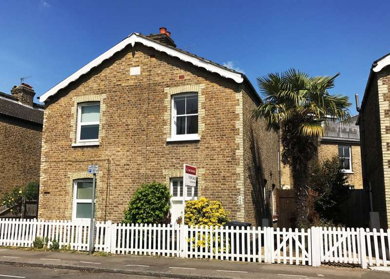 2 Bedrooms Semi Detached House for sale in North Kingston