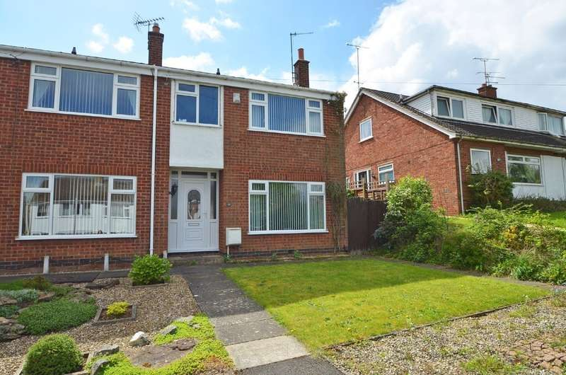 3 Bedrooms End Of Terrace House for sale in Lower Street, Hillmorton, Rugby