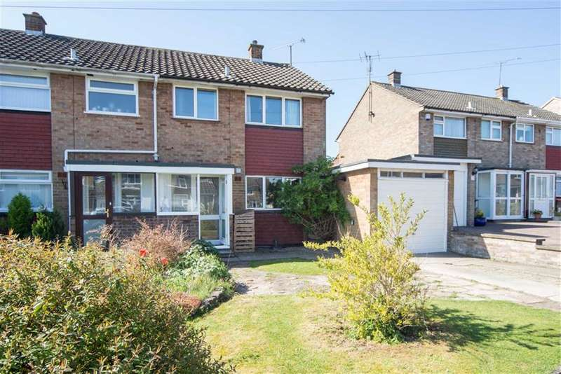 3 Bedrooms Property for sale in Brampton Rise, Dunstable, Bedfordshire, LU6