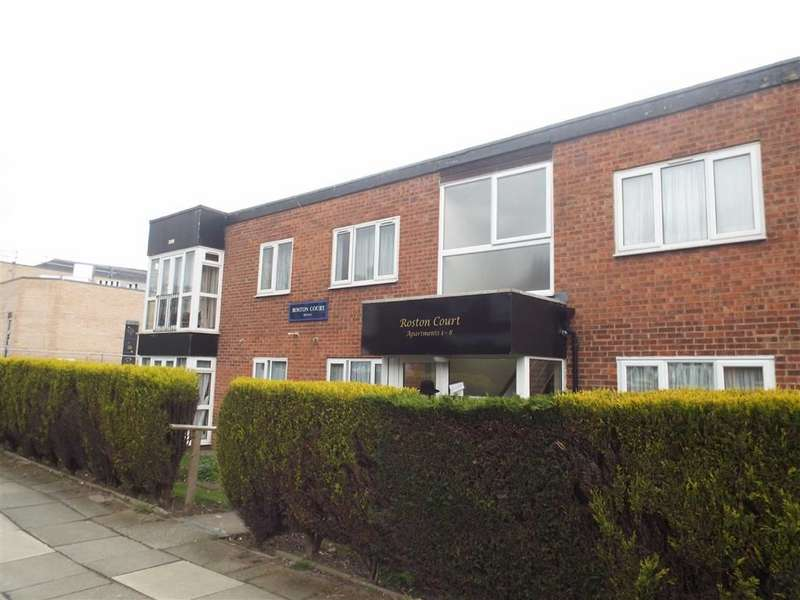 1 Bedroom Apartment Flat for sale in Roston Court, Salford