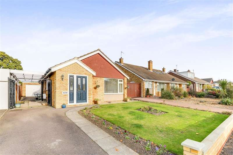 2 Bedrooms Detached House for sale in Stancliffe Road, Bedford, MK41