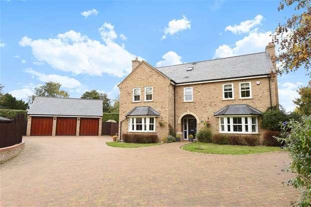 6 Bedrooms Detached House for sale in Bromham Road, Biddenham
