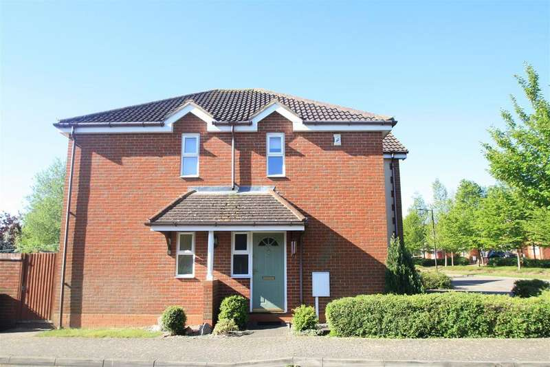 4 Bedrooms House for sale in Sharkham Court, Tattenhoe, Milton Keynes