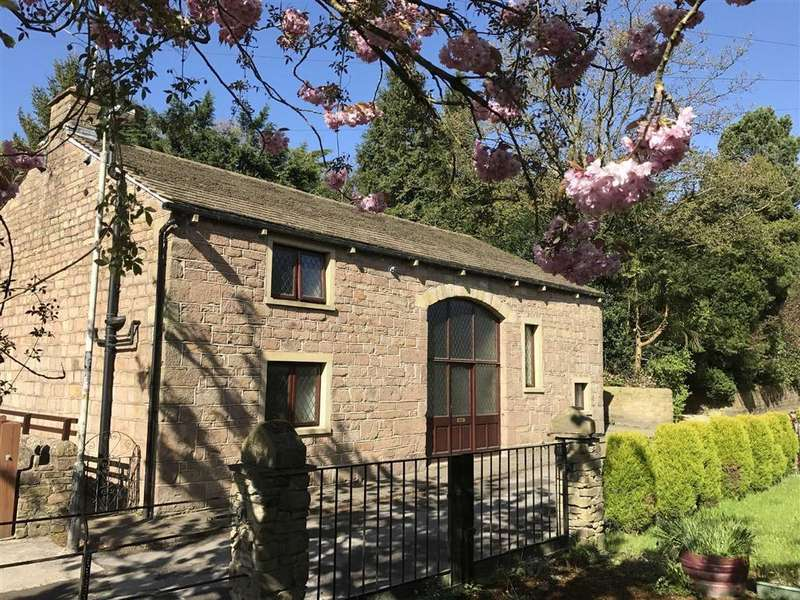 3 Bedrooms Barn Conversion Character Property for sale in Foreside, Barleydale Road, Barrowford, Lancashire
