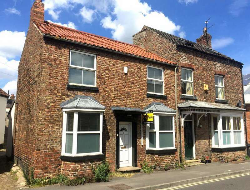 3 Bedrooms Semi Detached House for sale in Chapel Street, Thirsk