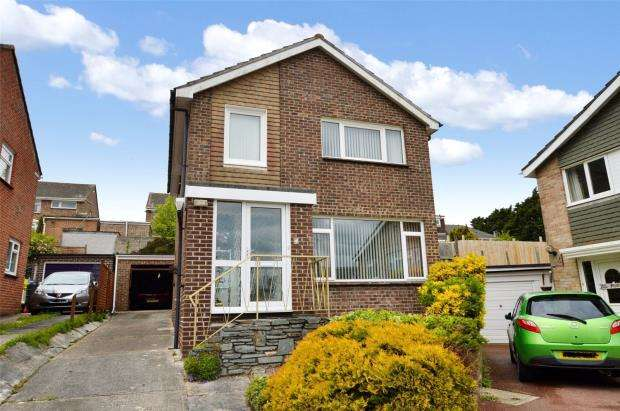 3 Bedrooms Detached House for sale in Sherborne Close, Plymouth, Devon