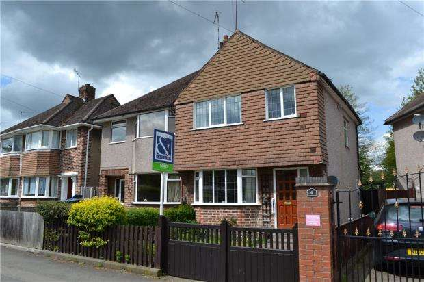 3 Bedrooms Semi Detached House for sale in Brookside Avenue, Chapelfields, Coventry, West Midlands