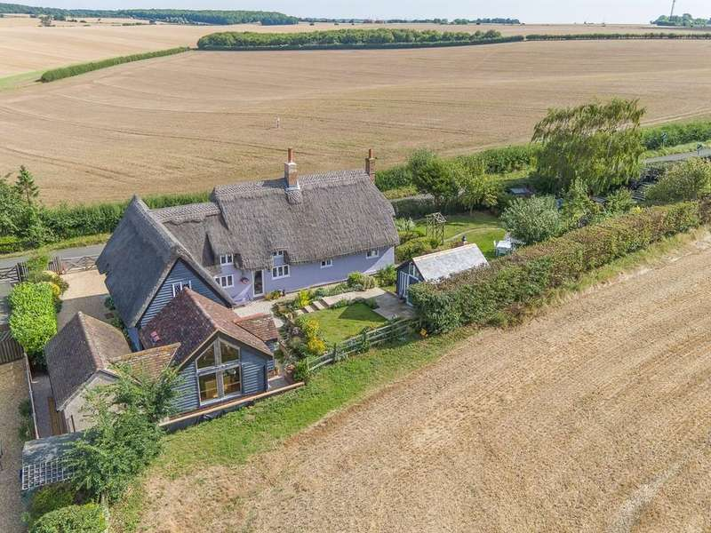 4 Bedrooms Detached House for sale in Friars Road, Braughing