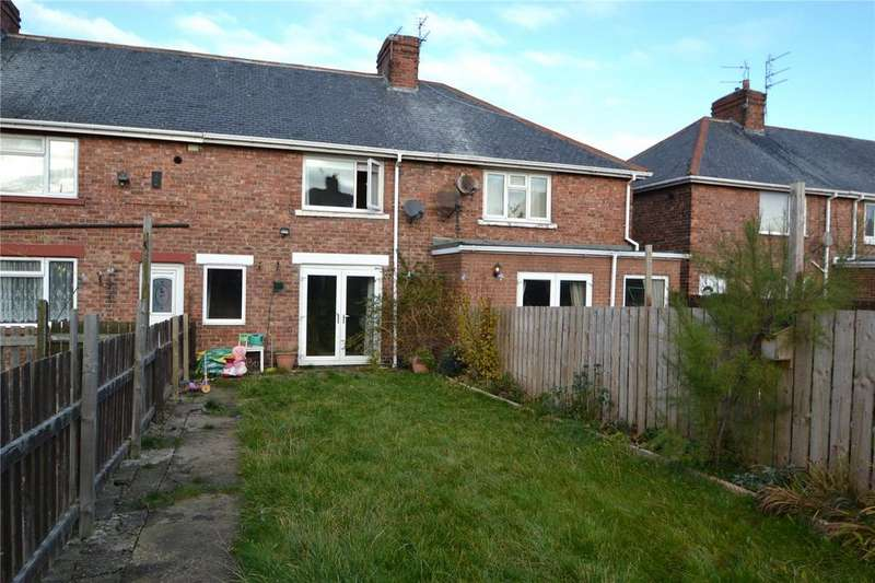 3 Bedrooms End Of Terrace House for sale in Wordsworth Road, Easington, Co Durham, SR8