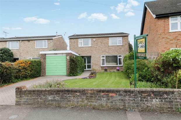 4 Bedrooms Detached House for sale in Larkway, Brickhill, Bedford