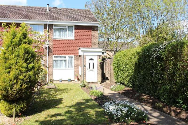 2 Bedrooms End Of Terrace House for sale in Cheviot Drive, Dibden