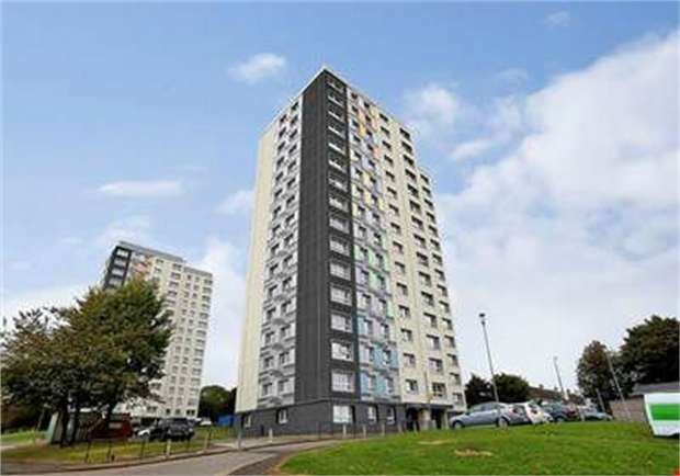 2 Bedrooms Flat for sale in Rosehill Court, Aberdeen