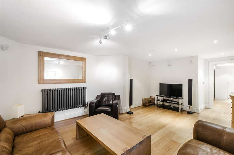 3 Bedrooms House for sale in Great Hall, 96 Battersea Park Road, London, SW11
