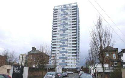 2 Bedrooms Flat for sale in Leytonstone Road, Stratford, London