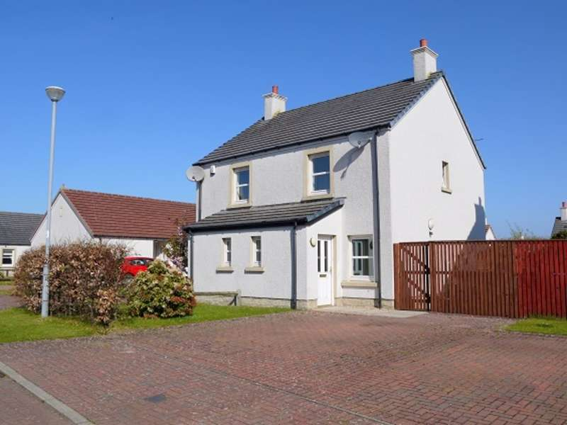 2 Bedrooms Semi Detached House for sale in Dalton Park, Ayr, KA7