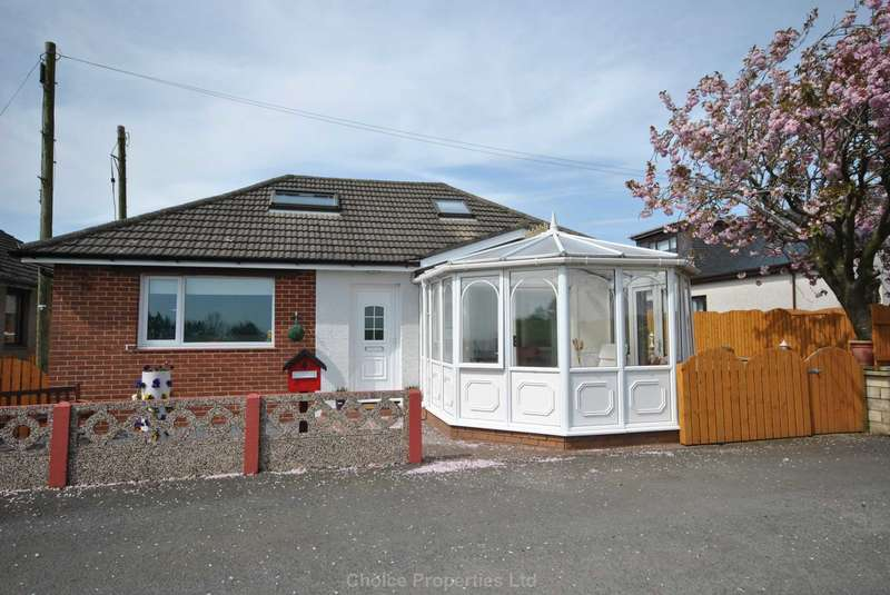 3 Bedrooms Detached Bungalow for sale in Windeyedge Cottage, Crosshouse, KA2 0BX