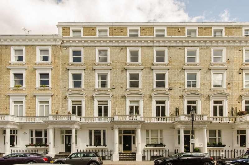 1 Bedroom Flat for sale in Harcourt Terrace, Chelsea, SW10
