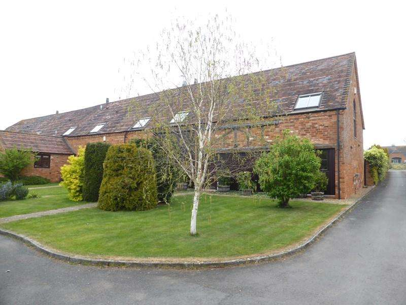3 Bedrooms Barn Conversion Character Property for sale in Hill Furze Road,, Bishampton, Pershore