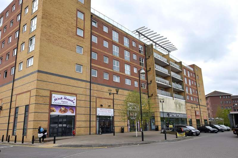 2 Bedrooms Flat for sale in Mill Court, Edinburgh Gate, Harlow, CM20