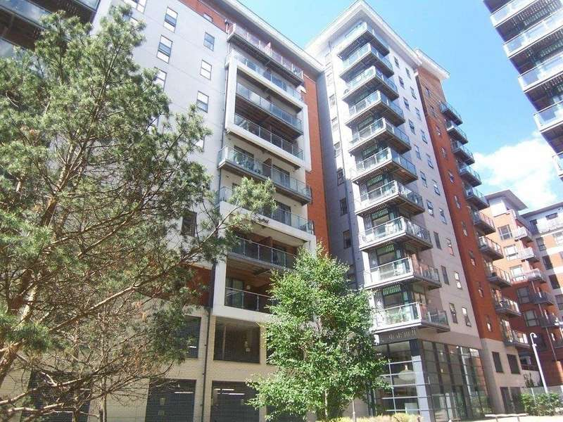 2 Bedrooms Apartment Flat for sale in Barton Place, Green Quarter, M4