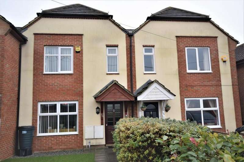 4 Bedrooms Terraced House for sale in Roman Road, Basingstoke, RG23