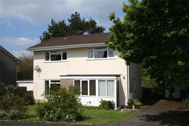 4 Bedrooms Detached House for sale in Benedict Way, Modbury, Ivybridge, Devon, PL21