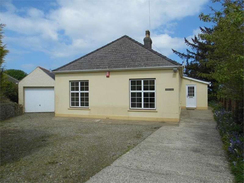 4 Bedrooms Detached House for sale in Killarney, Plas Y Fron, FISHGUARD, Pembrokeshire