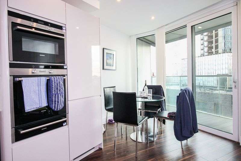 1 Bedroom Flat for sale in Altitude Point, Aldgate, London E1