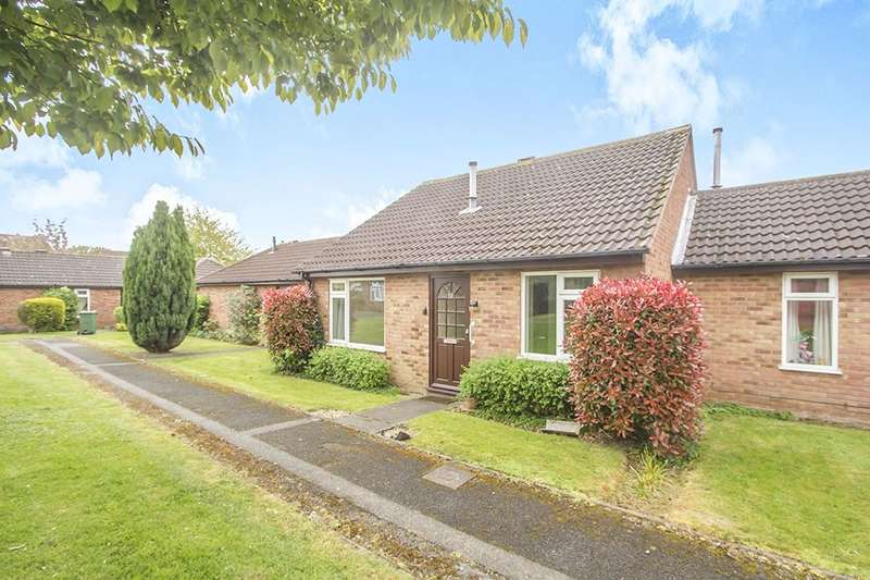 2 Bedrooms Semi Detached Bungalow for sale in De Montfort Close, Loughborough, LE11