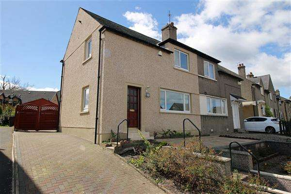 3 Bedrooms Semi-detached Villa House for sale in Clark Street, St. Nininans, Stirling