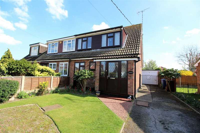 3 Bedrooms Semi Detached House for sale in Aliqapu, Gowers Lane, Orsett
