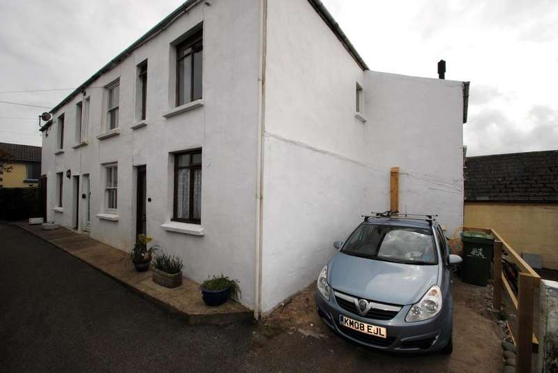 3 Bedrooms Semi Detached House for sale in Wesley Terrace, Hartland