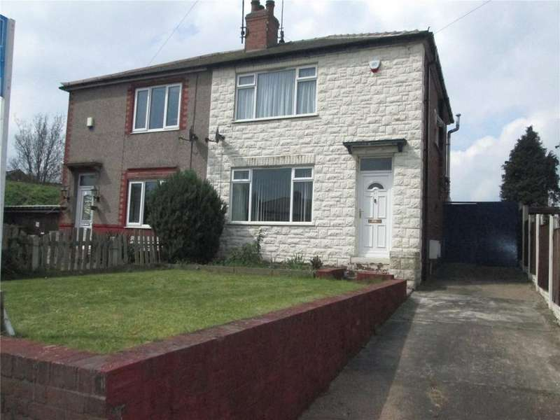 2 Bedrooms Semi Detached House for sale in Kilton Hill, Worksop, Nottinghamshire, S81