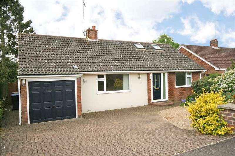 3 Bedrooms Detached Bungalow for sale in Elmoor Close, Welwyn, Hertfordshire