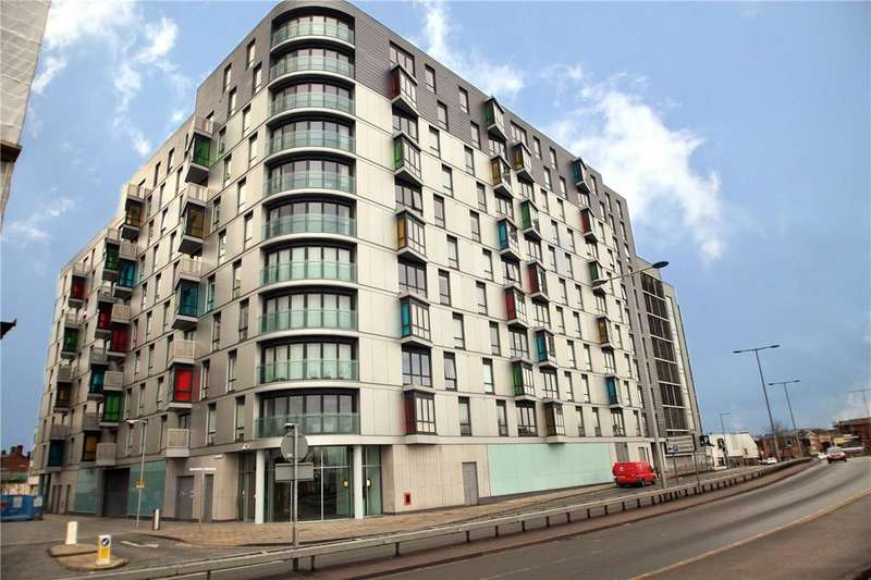 2 Bedrooms Flat for sale in Hermitage, Chatham Street, Reading, Berkshire, RG1