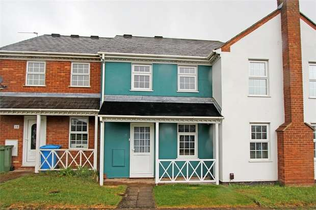 2 Bedrooms Terraced House for sale in Grovehurst Road, SITTINGBOURNE, Kent
