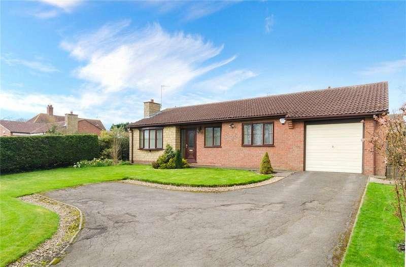 3 Bedrooms Detached Bungalow for sale in Chapel Road, Fiskerton, Lincoln, LN3