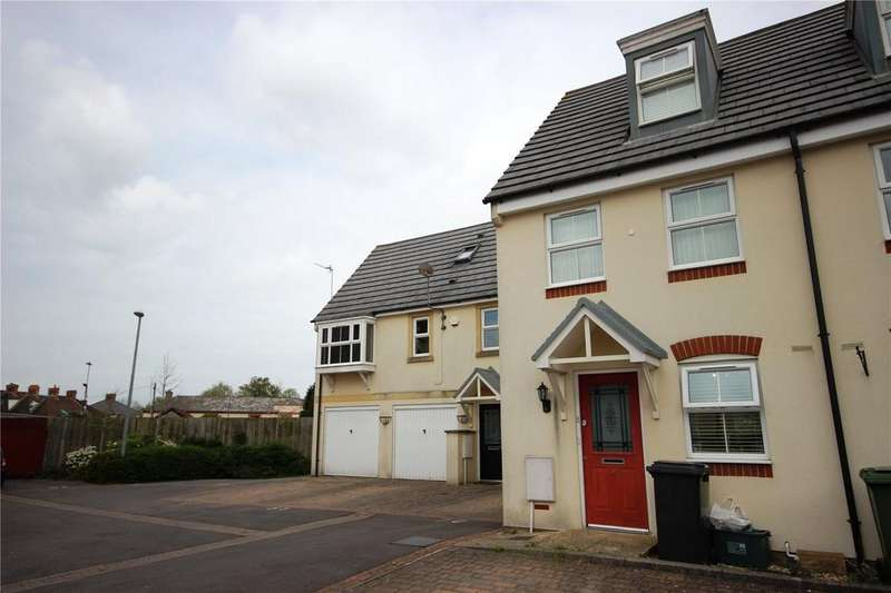 3 Bedrooms Semi Detached House for sale in Dragonfly Close, Kingswood, Bristol, BS15