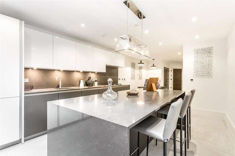 4 Bedrooms Terraced House for sale in Calvin Street, London, E1