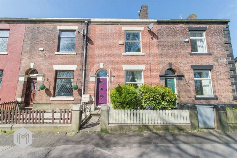 3 Bedrooms Terraced House for sale in Newbold Street, Bury, Lancashire