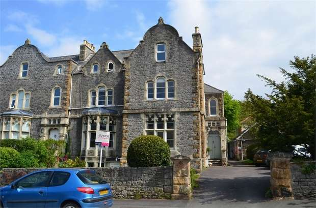 4 Bedrooms Flat for sale in 13 Linden Road, Clevedon, Somerset