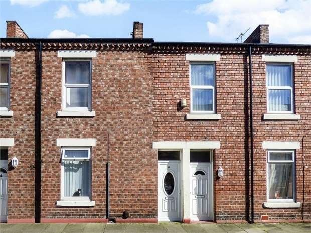 3 Bedrooms Flat for sale in Wilberforce Street, Jarrow, Tyne and Wear