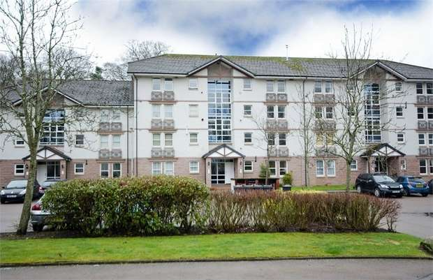3 Bedrooms Flat for sale in Millside Terrace, Peterculter, Aberdeen, Aberdeenshire
