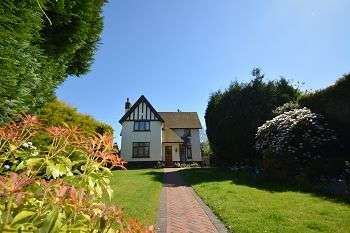 4 Bedrooms Detached House for sale in Arleston Village, Arleston, Telford, TF1 2LU