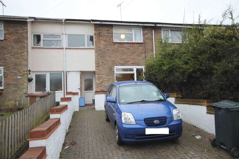 2 Bedrooms Terraced House for sale in Hydean Way, Stevenage, Hertfordshire, SG2 9YD